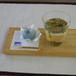 ※平成25年呈茶・お茶とお茶菓子