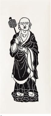 釈迦十大弟子尊像のうち舎利弗